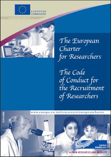 Image of (20226) Brochure: The European Charter for Researchers & the Code of Conduct for their Recruitment