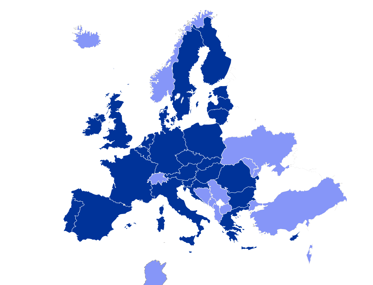 Map Horizon 2020