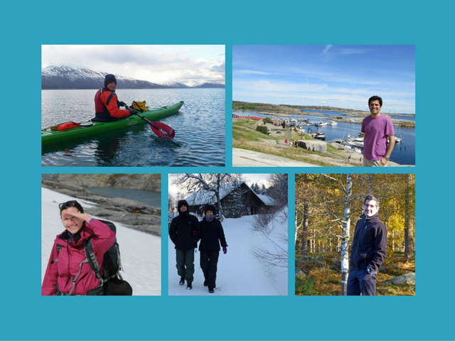 Researchers' testimonials - Working in Norway
