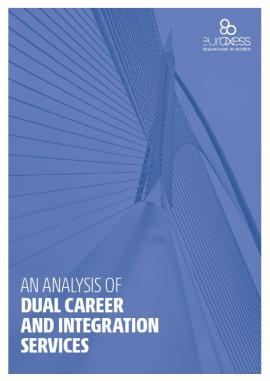 EURAXESS Report on Dual Career and Integration Services | © University of Copenhagen