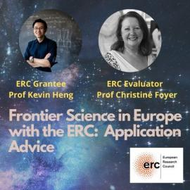 Image of (571823) Frontier Science in Europe with the ERC: Conversation with a Grantee