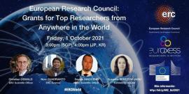 Image of (684812) European Research Council: Grants for Top Researchers from Anywhere in the World (Singapore edition)