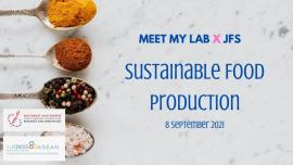 Image of (680085) Meet My Lab x JFS: Sustainable Food Production