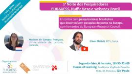 Image of (399941) Researchers' Night: a talk with Brazilian ERC awardees, São Paulo, 6 May