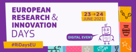 Image of (606770) European Research & Innovation Days 2021