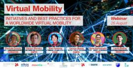 Image of (551207) Virtual Mobility: Initiatives and best practices, by swissnex Brazil and with EURAXESS LAC moderation