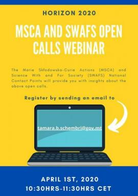 Image of (508478) Recording of the MSCA and SWAFS webinar