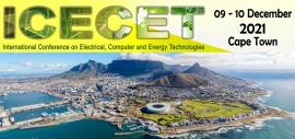 Image of (680673) ICECET Conference in Cape Town, South Africa, 9-10 December 2021.