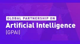 Image of (534223) Global Partnership on Artificial Intelligence launches