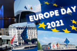 Image of (637330) Europe Day 2021 - Special events all over the world