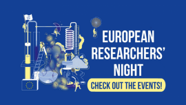 Image of (681735) MSCA and Citizens 2022 (European Researchers´Night)