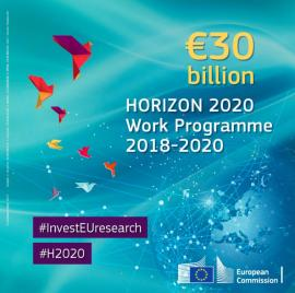 Image of (255302) Commission to invest €30 billion in new solutions for societal challenges and breakthrough innovation