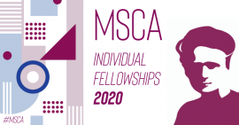 Image of (511872) 2020 Call MSCA-Individual Fellowship OPEN: Apply for Europe's most prestigious postdoctoral fellowship