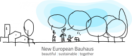 Image of (596053) European Commission launches design phase of the New European Bauhaus initiative
