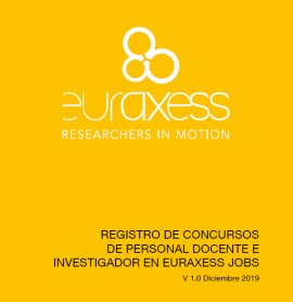 Image of (468373) Guide for Spanish Public Institutions to publish in EURAXESS Jobs