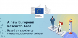 Image of (570355) A new European Research Area: Commission sets new plan to support green and digital transition and EU recovery