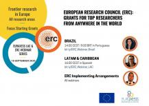 Image of (554607) European Research Council grants for excellent researchers from LAC