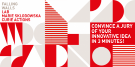 Image of (649724) Falling Walls Lab MSCA competition now open - Pitch your research