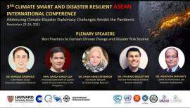 Image of (660468) 3rd Climate Smart and Disaster Resilient ASEAN (CSDRA)