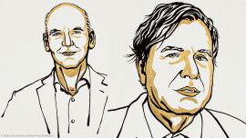 Image of (697916) Two ERC grantees win 2021 Nobel Prize in Physics & Chemistry
