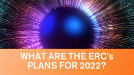 ERC plans for 2022