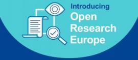 Open Research Europe logo