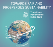 Image of (610598) New Transitions Performance Index shows EU's positive progress towards fair and prosperous sustainability