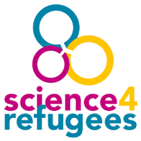 Science4Refugees logo