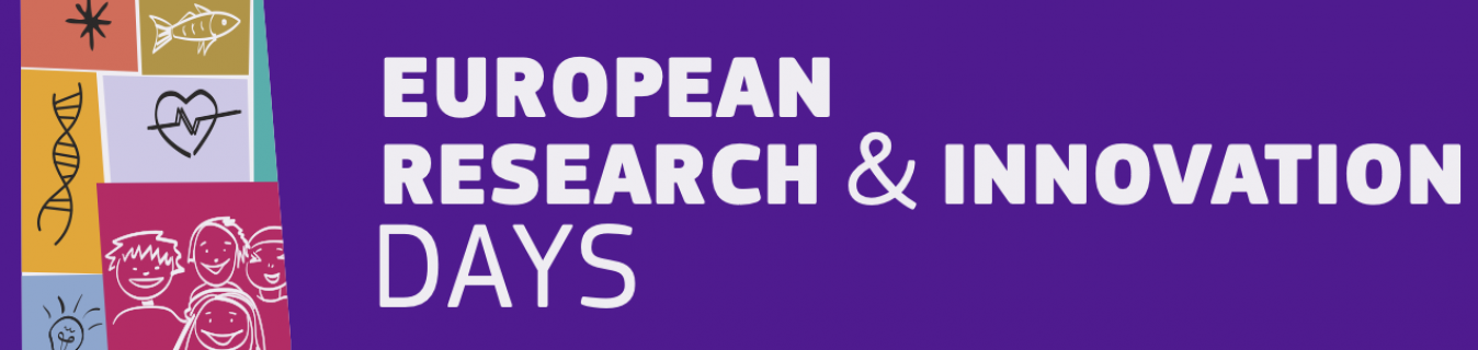European Research and Innovation Days banner logo